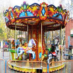 Парки культуры и отдыха Урюпинска
