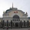 Железнодорожные вокзалы в Урюпинске