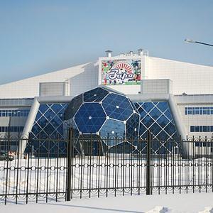 Спортивные комплексы Урюпинска