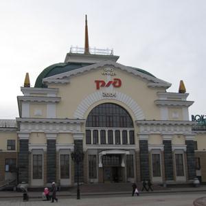 Железнодорожные вокзалы Урюпинска